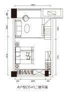 中环生活广场·米公寓==户型图