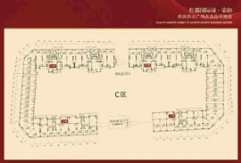 红都国际城==户型图