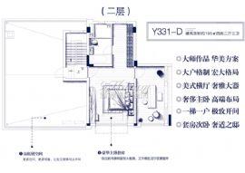 碧桂园联发·天荟公馆(蓉江府)==186平四房两厅三卫二层