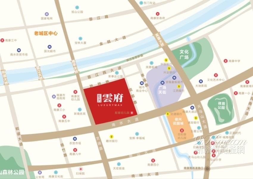 地图 设计图 效果图 850_600