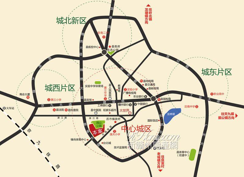 2016北京国际设计周 展览地图