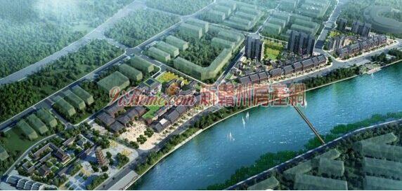 石城城市商业中心_江西百富隆商业地产投资有限公司