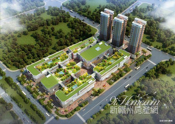 南康城市商业中心_赣州中环置业有限公司