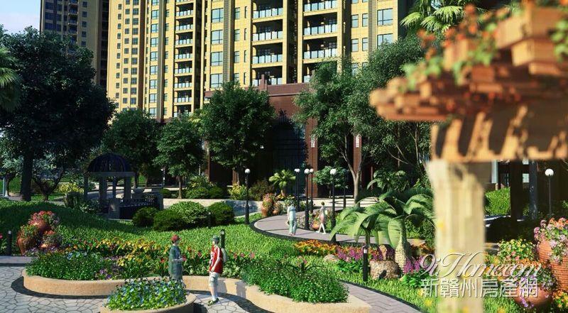 项目位于东山新区核心地段,毗邻东山新区生态公园绝佳生态湖景观资源,由江西新星房地产开发有限公司投资建设。城东观澜项目总建筑面积约12万平米,容积率3.0,建筑密度20%、绿化率40%,由7栋32层的百米高楼组成,共计户数740套。项目采用法式Art-Deco风格的外立面,实行全封闭人车分流管理,车位比达到1:1.