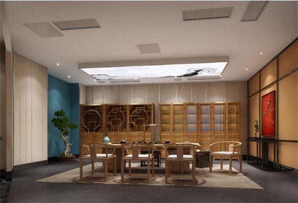 如何装修中式茶楼?这几大技巧一个不能少