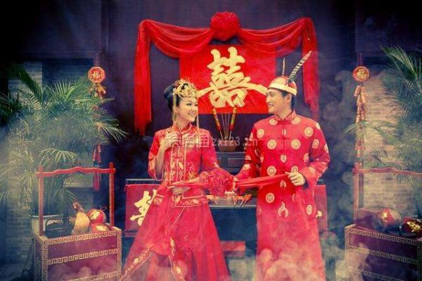 怎样布置传统中式婚房?古香古色的婚房同样很时尚
