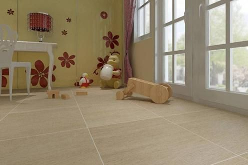 照顾好孩子,从儿童房脚下的地面材料挑选开始